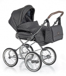 ROAN Sofia, Limited Editiona Grey/Brown, Chrome