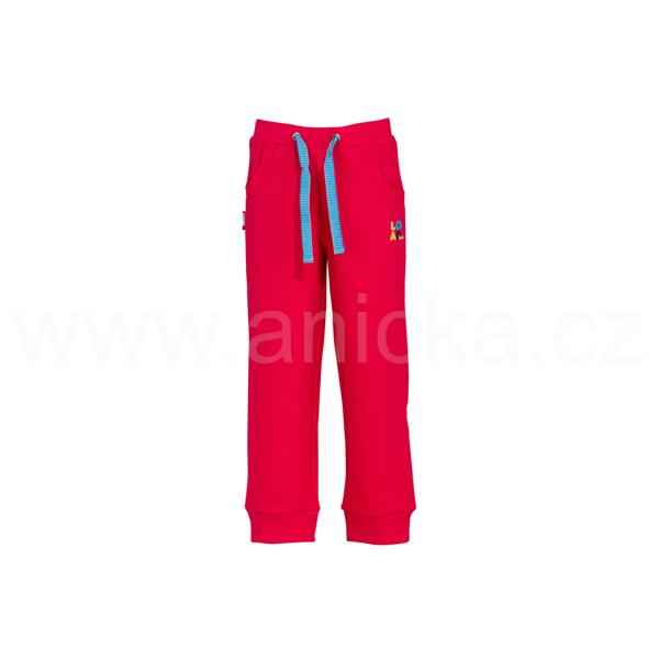 LOAP tepláky bavlna dívčí růžové vel.98 158513d239